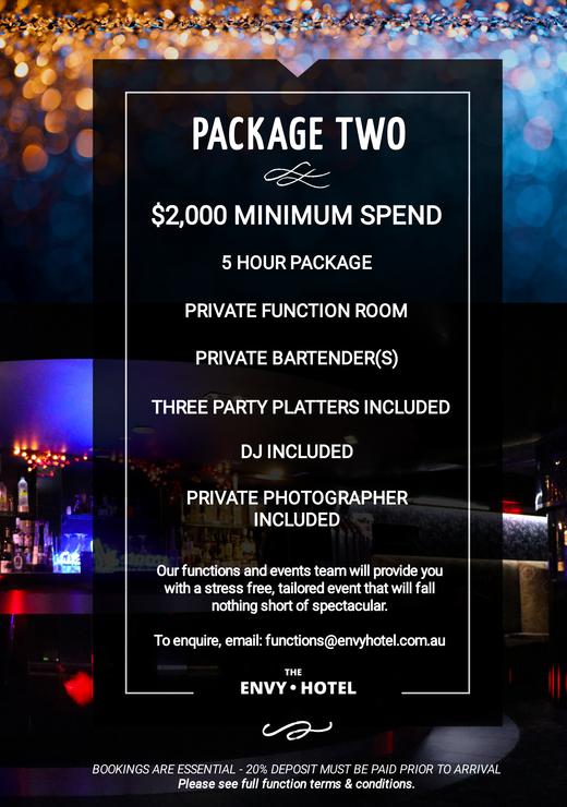 $2000 Package Website