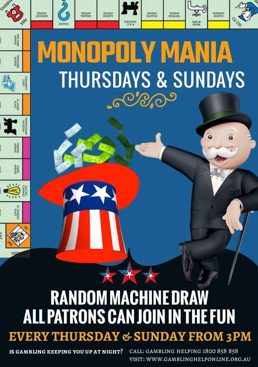 Monopoly Mania
